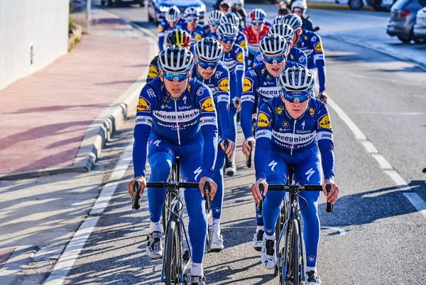 How Deceuninck – Quick Step are trying to match their golden 2018