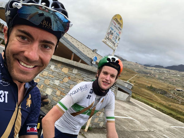 Larry & Conor's NoGo Tour day 5: Alpe d'Huez and Uncle Roger