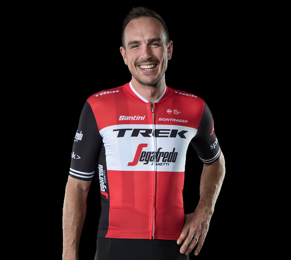 Design and refine: the man behind Trek's team kit