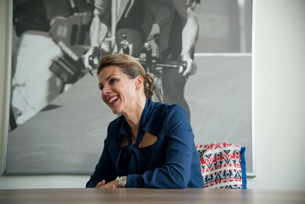 Leontien van Moorsel: Amstel Gold course director and former champion