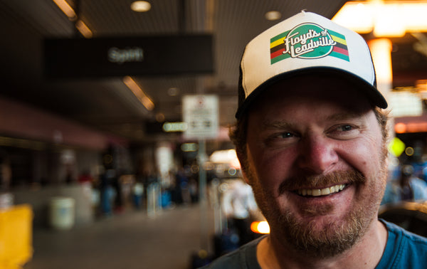 Getting High in Vegas with Floyd Landis