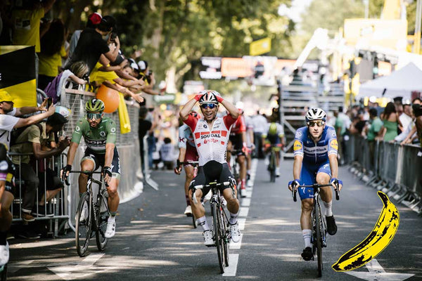 Top Banana: Tour de France stage 16 – Lotto Soudal