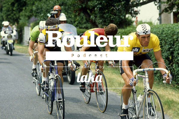 Rouleur podcast: Yanto Barker and Phil Anderson