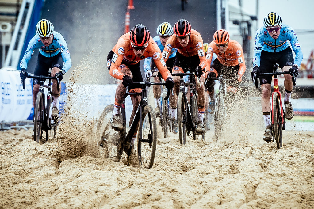 Cyclocross World Championships - Sand Section