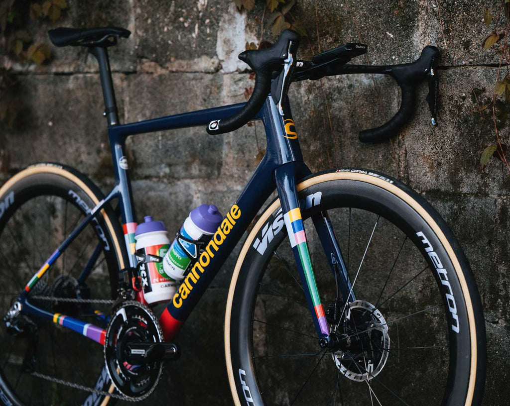 Cannondale Giro 2021 SuperSix Front