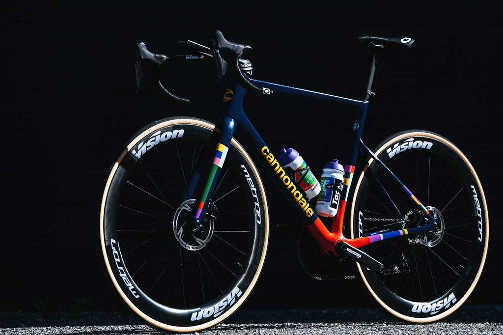 Cannondale Giro 2021 SuperSix Side View