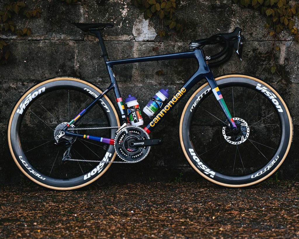 Cannondale Giro 2021 SuperSix Side View 2