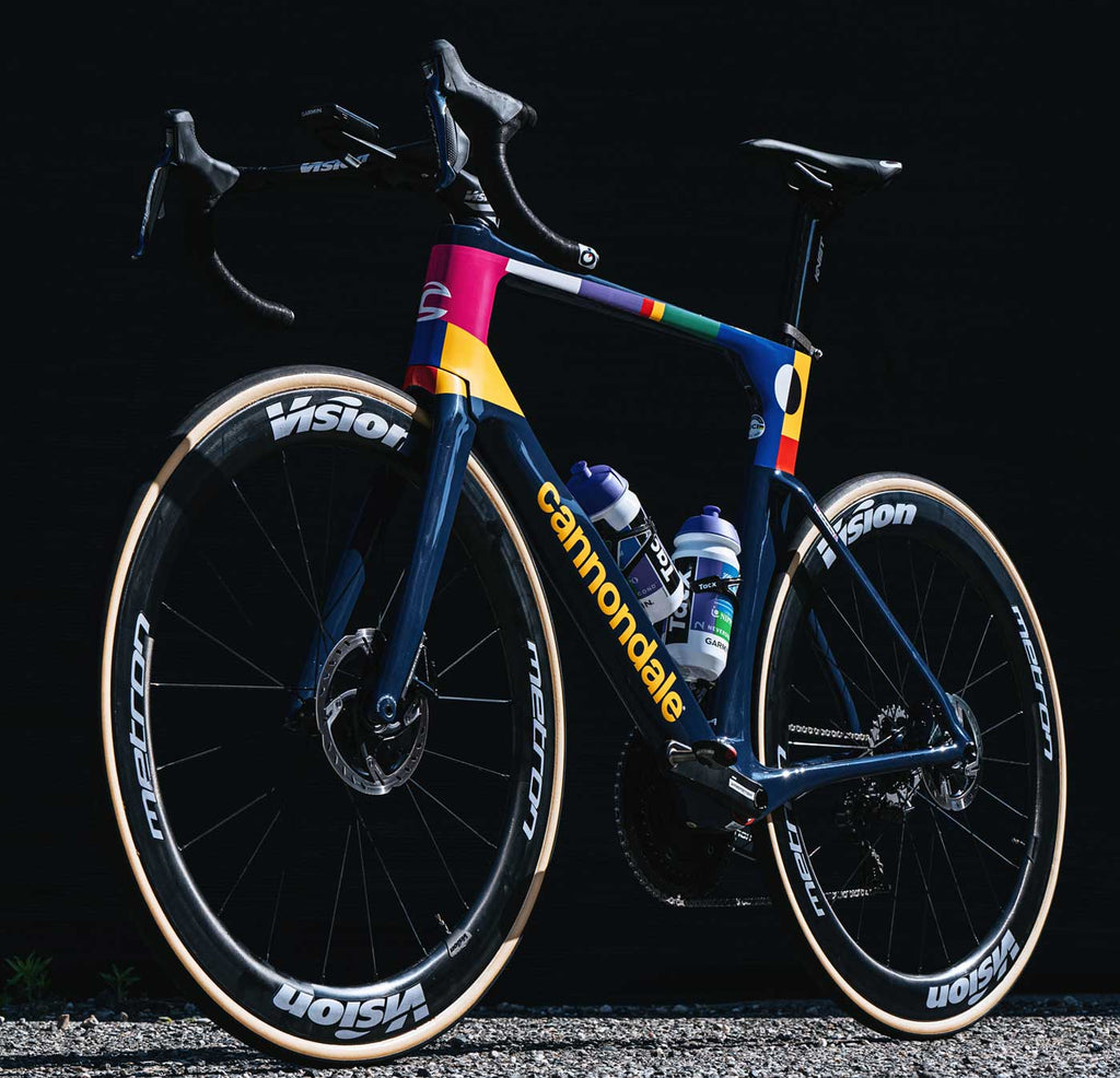 Cannondale SystemSix Giro 2021 Side View 2