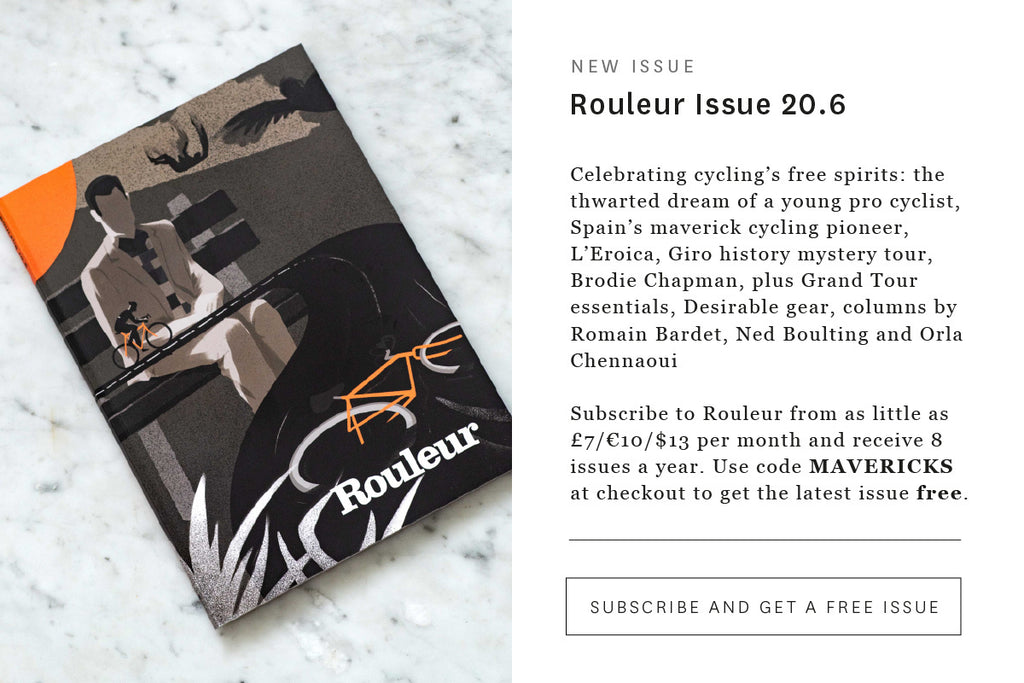 Rouleur subscribe
