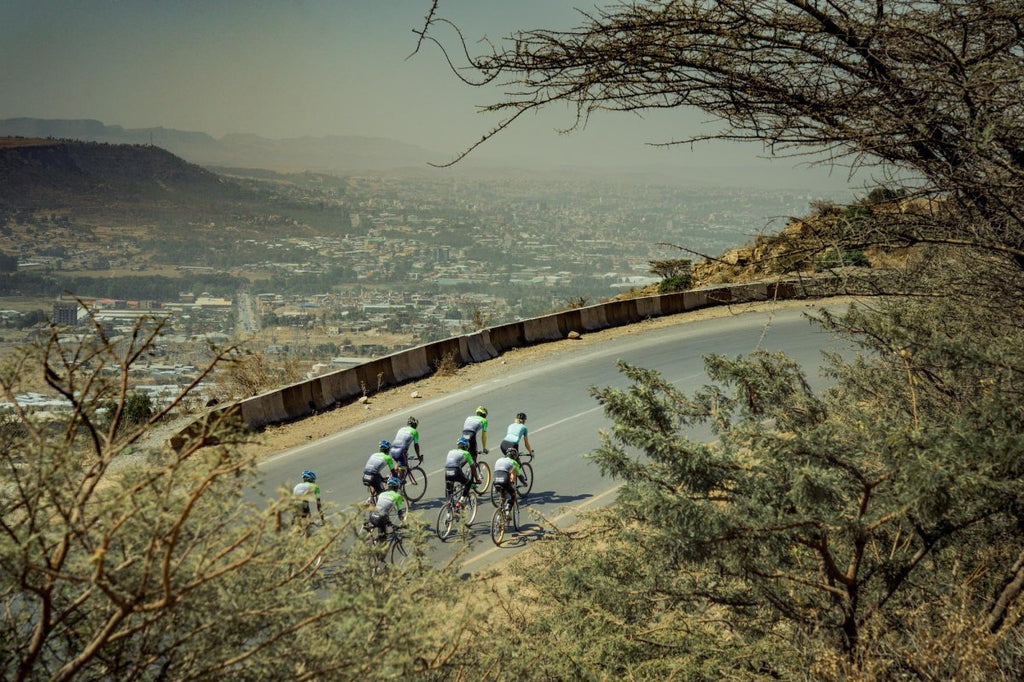 Local Ethio Cycling Team