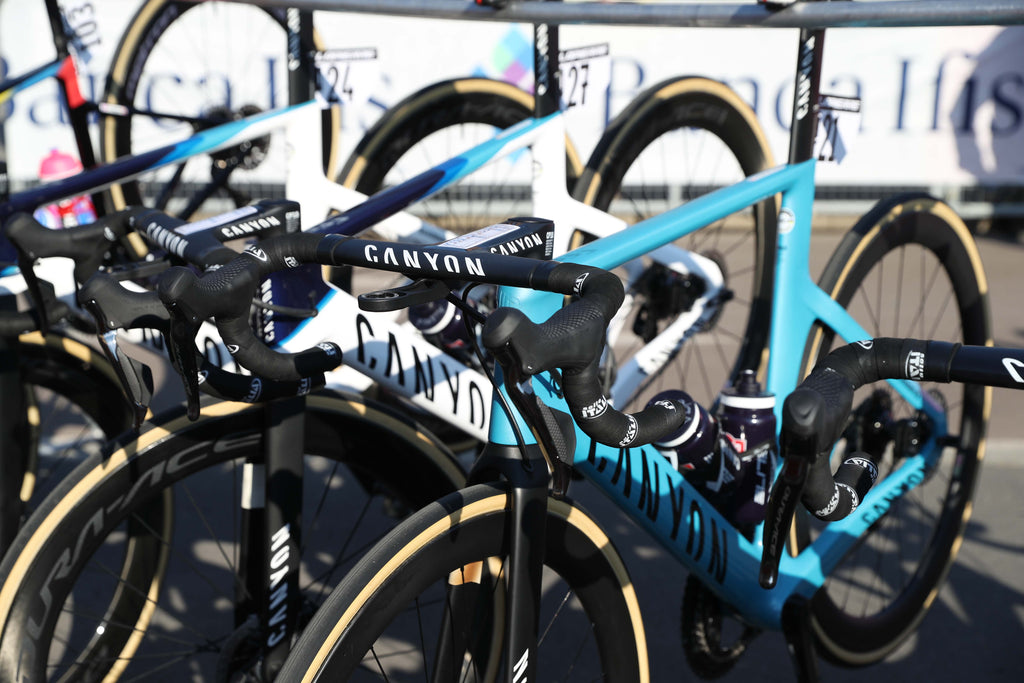 Canyon bike Milan San Remo