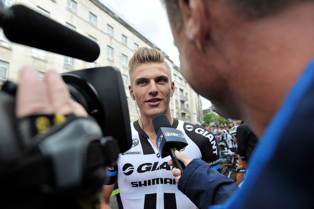 Marcel Kittel interviewed