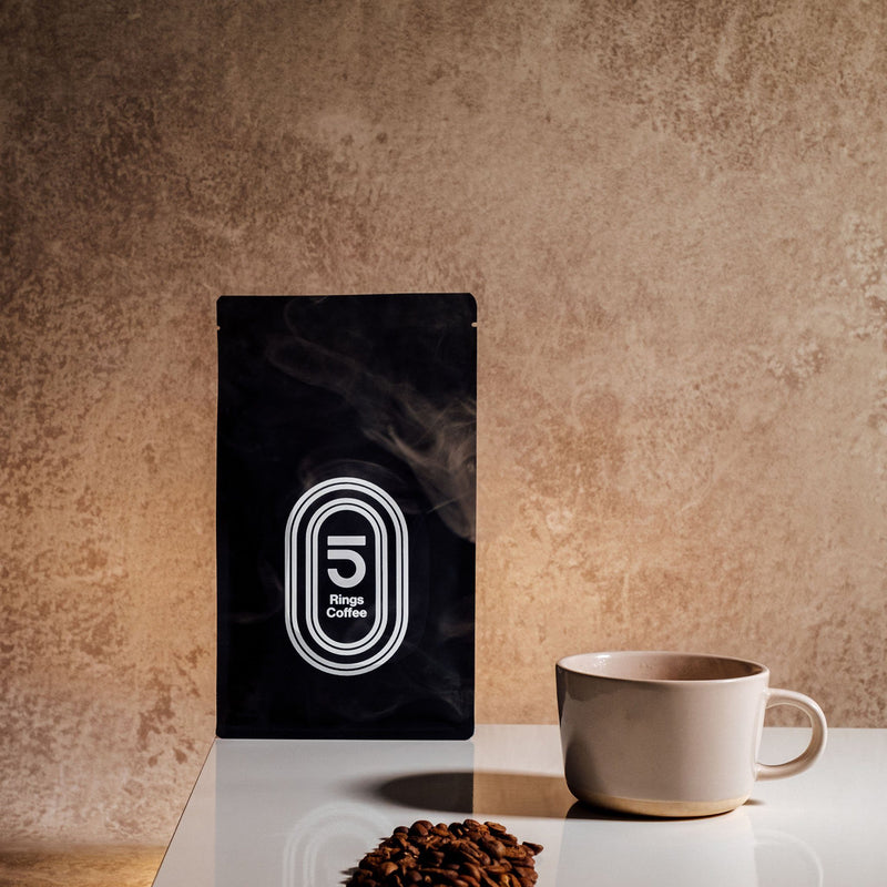 5 Rings Coffee - Brazil | Blind Faith - 250g - Rouleur