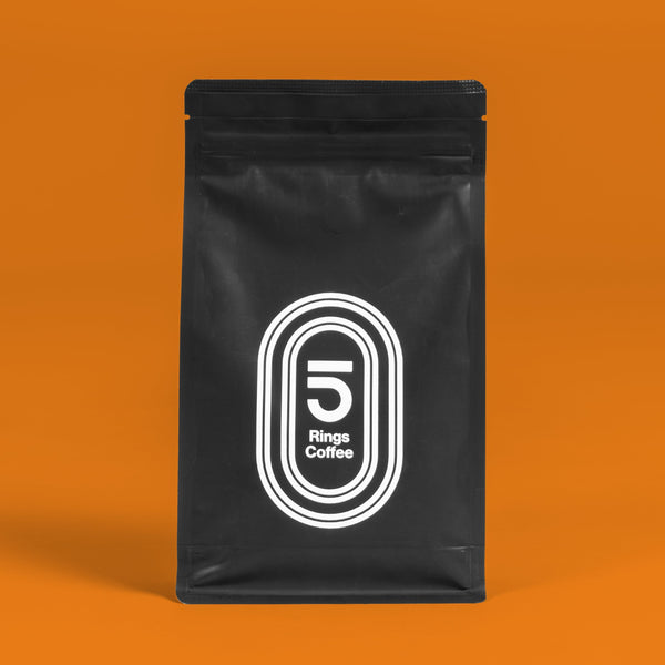 5 Rings Coffee - Columbia | Cali Crash - 250g - Rouleur