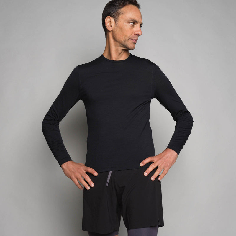 Men's Merino Long Sleeve Baselayer