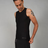 Men's Sleeveless Merino Mesh Baselayer