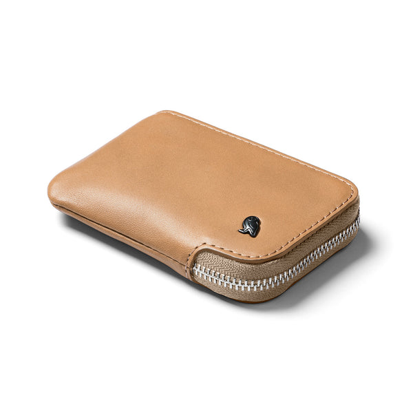 Card Pocket - Tan - Rouleur Emporium