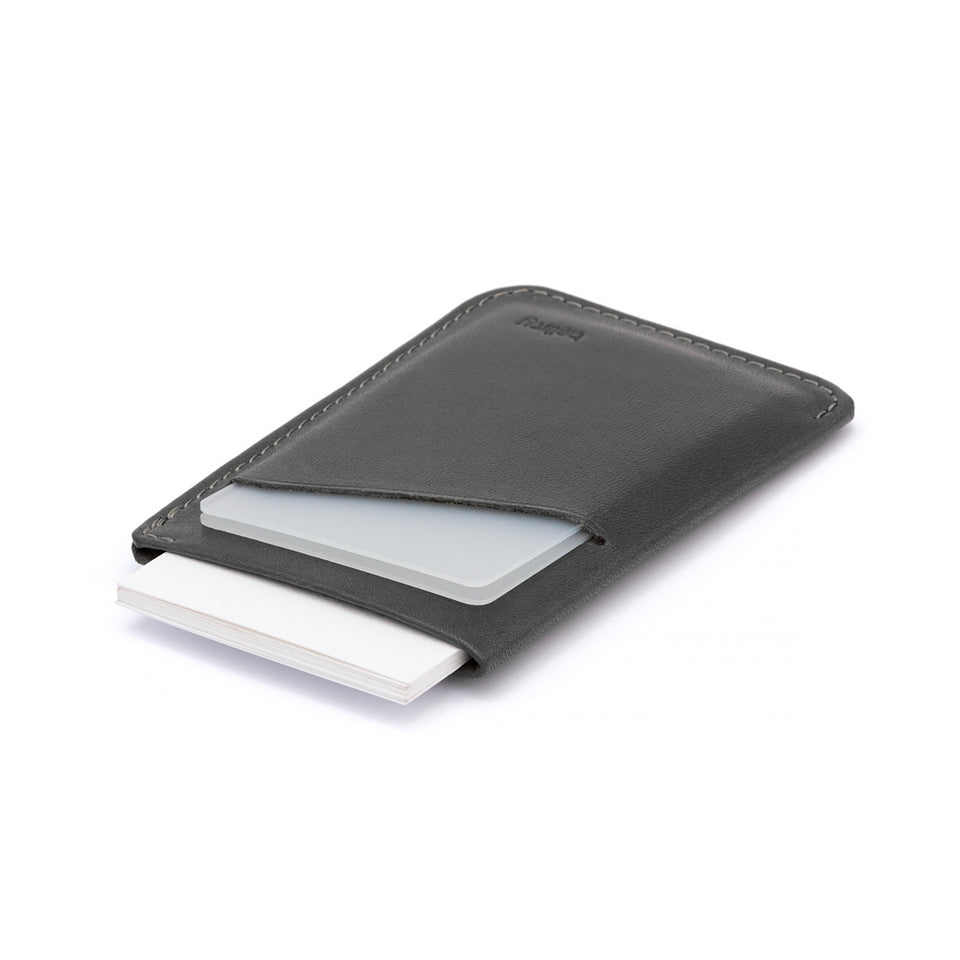 Bellroy - Card Sleeve - Charcoal