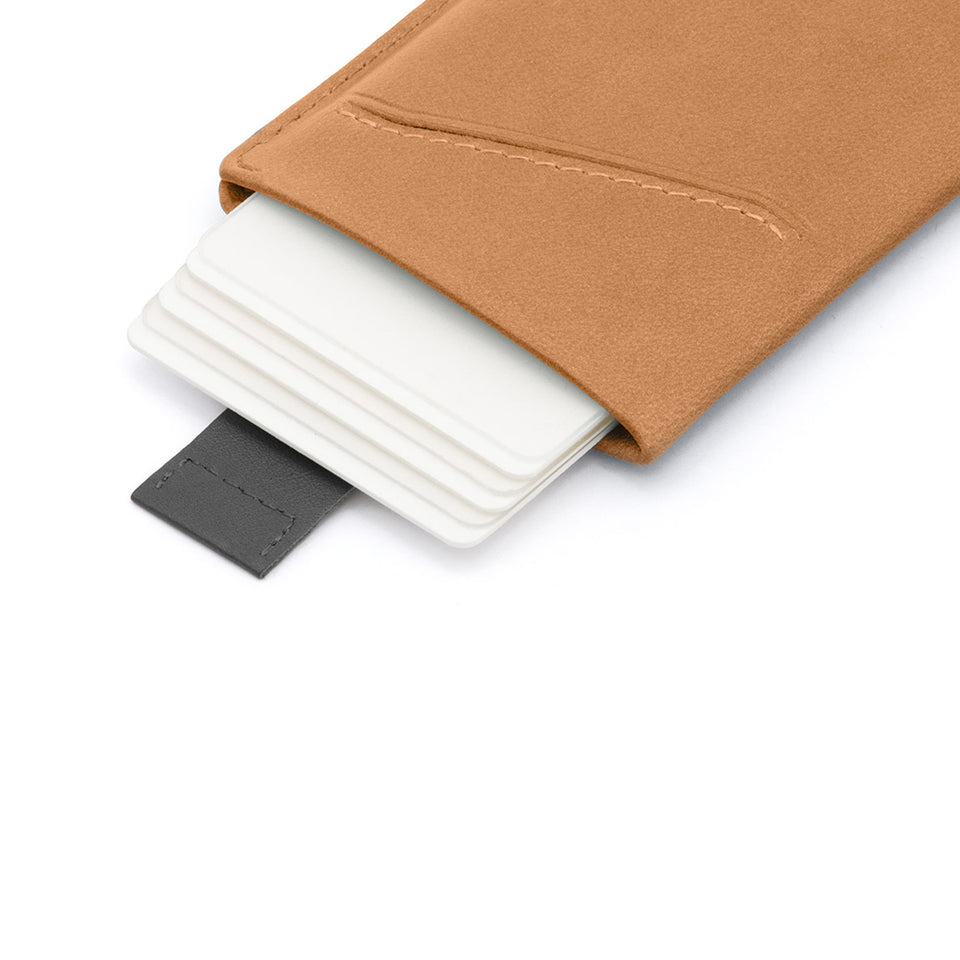 Bellroy - Card Sleeve - Tan