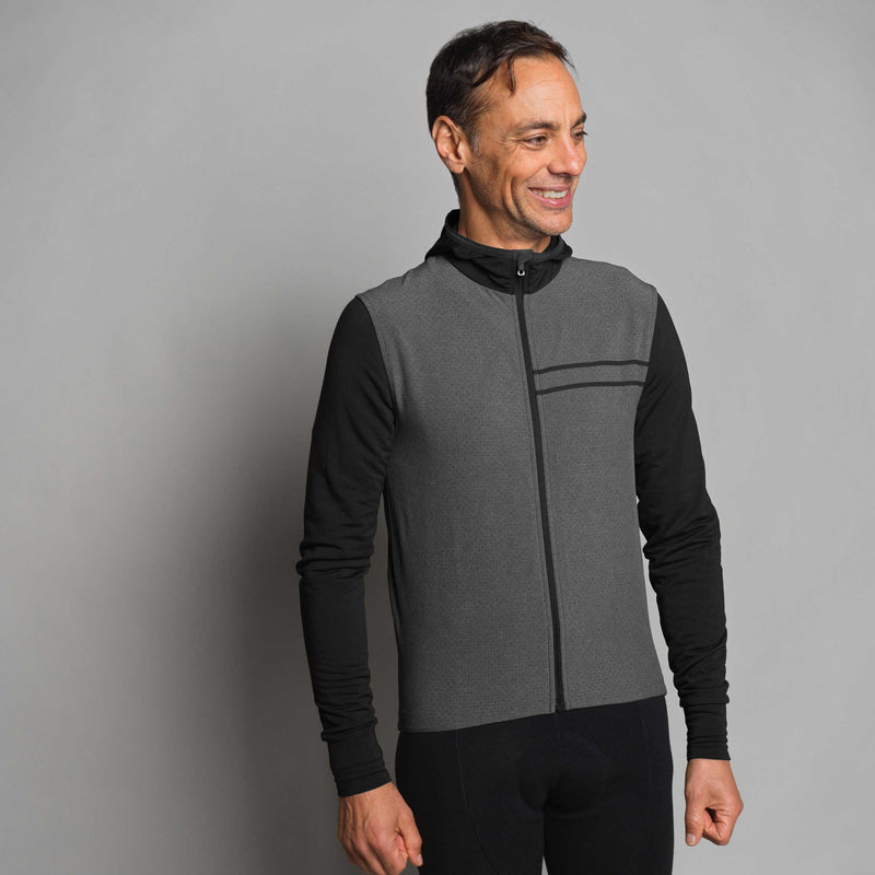 Men's Cycle Merino Hooded Sweatshirt