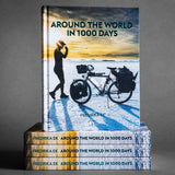 Around the World in 1000 Days - Hardback Book | Fredrika EK