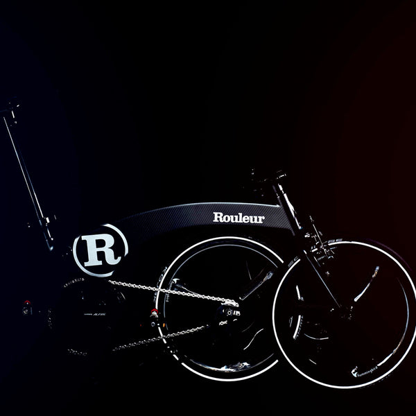 Rouleur x Hummingbird - Folding Bike