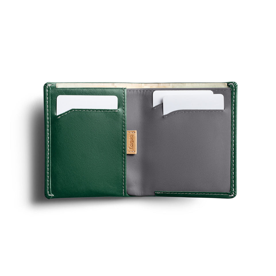 Bellroy - Note Sleeve RFDI Wallet - Racing Green