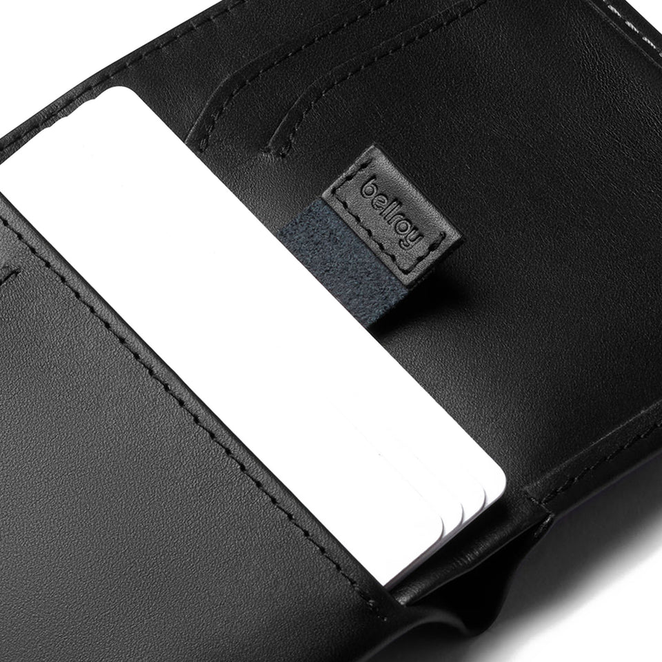 Bellroy - Note Sleeve RFDI Wallet - Black