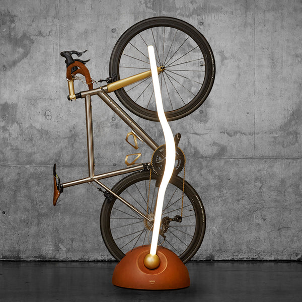 Vertik Bike Storage - Ludovica Mascheroni Limited Edition