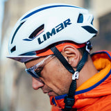 Air Speed Helmet - Matt White - Rouleur