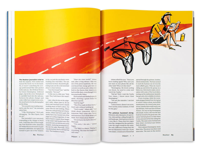 Archive Issue 18.6 - Member Edition - Rouleur