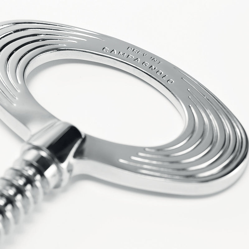 Big Corkscrew - Gloss Silver - Rouleur