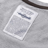 Brevetti Int. T-Shirt - Grey - Rouleur