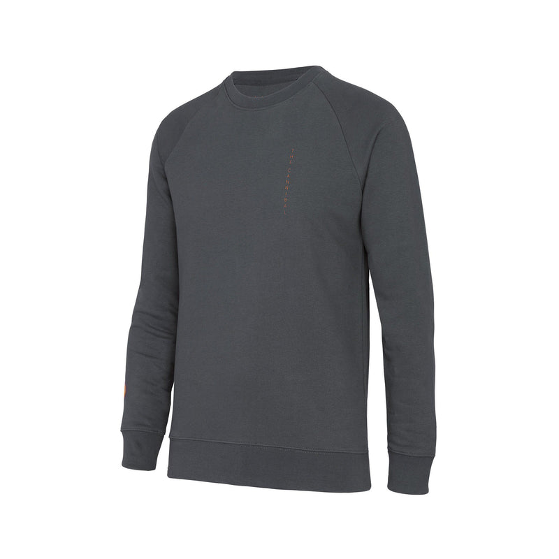But Ride - Eddy Merckx-  Organic Sweatshirt - Charcoal - Rouleur