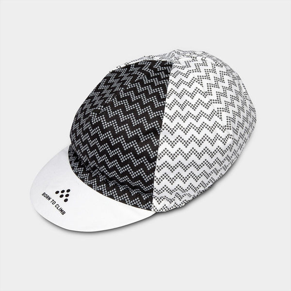 Climber's Cap Black/White