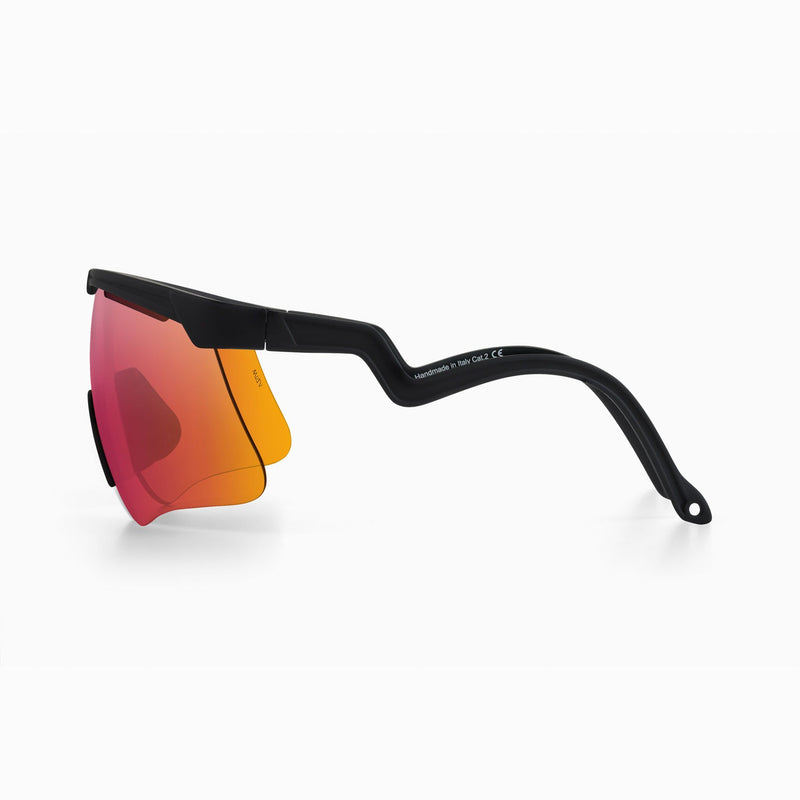 Delta Sunglasses - Black - Rouleur