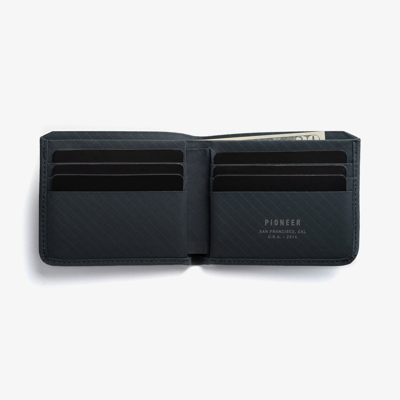 Division Billfold Wallets Pioneer Carry