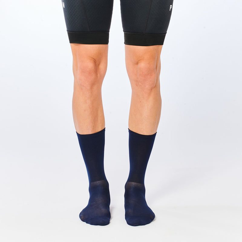 Fingerscrossed Socks - Classic Navy Socks Fingerscrossed