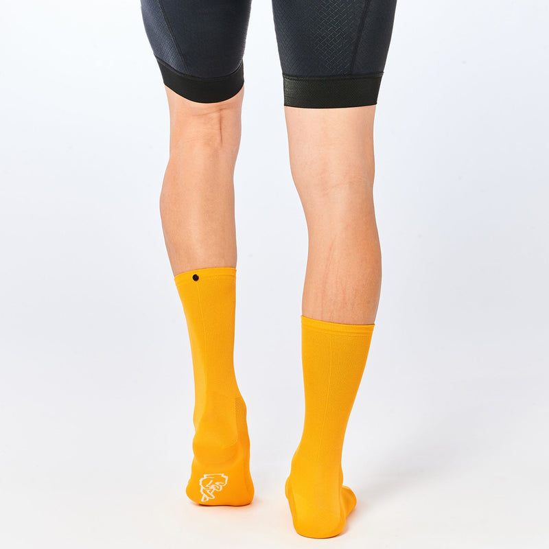 Fingerscrossed Socks - Classic Old Gold Socks Fingerscrossed