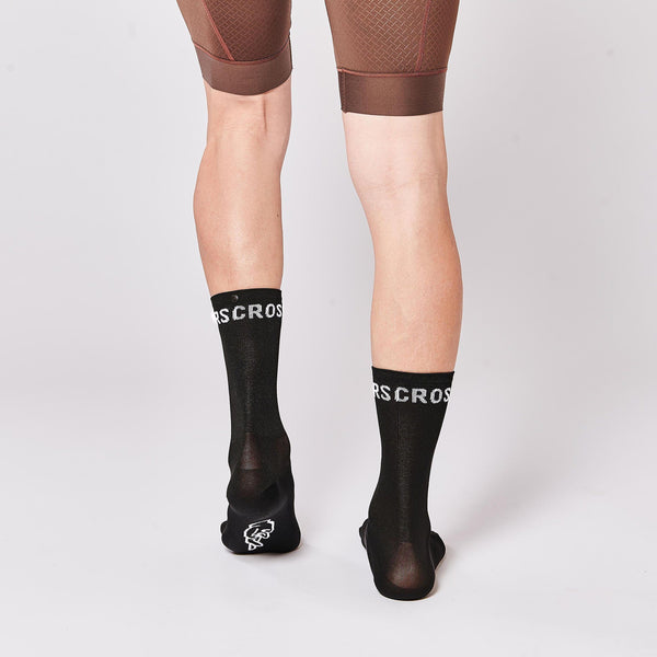 Fingerscrossed Socks - FC Black Socks Fingerscrossed