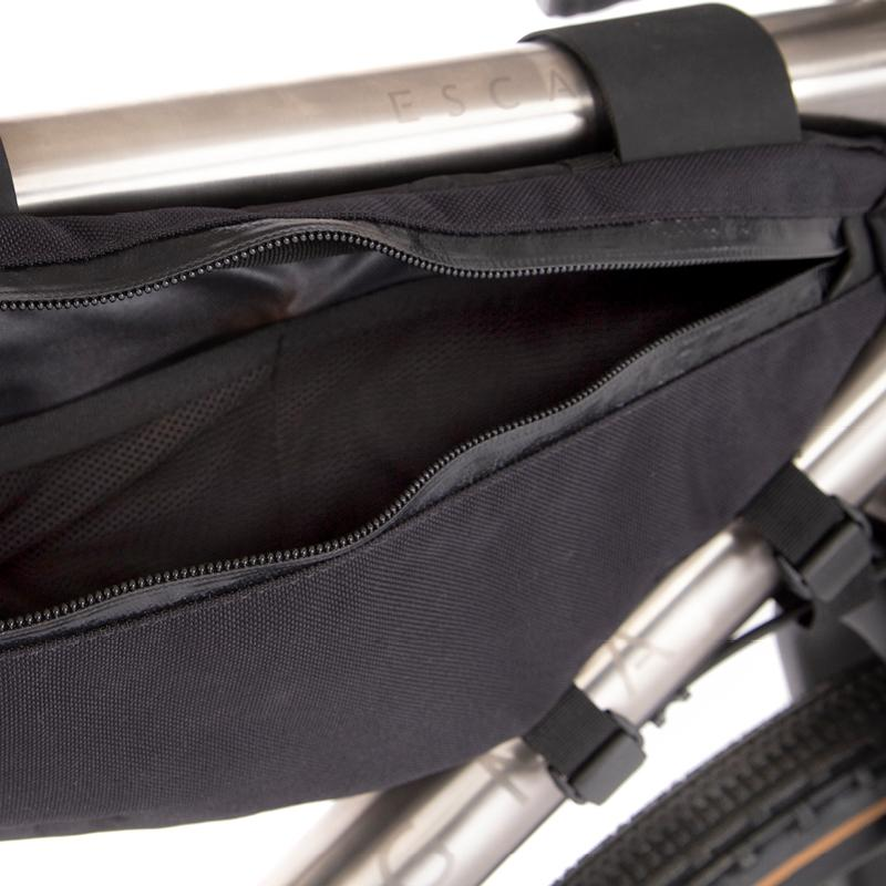 Frame Bag - Black - Rouleur