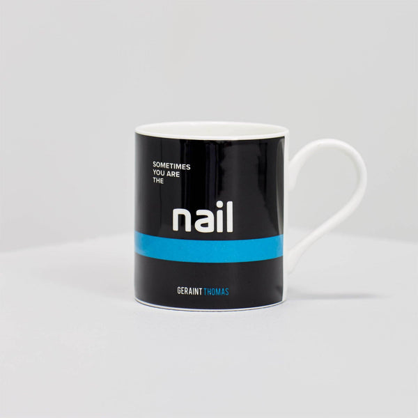 Geraint Thomas - Bone China Mug - Rouleur