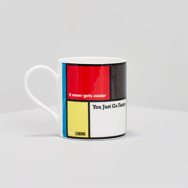 Greg LeMond - Bone China Mug - Rouleur