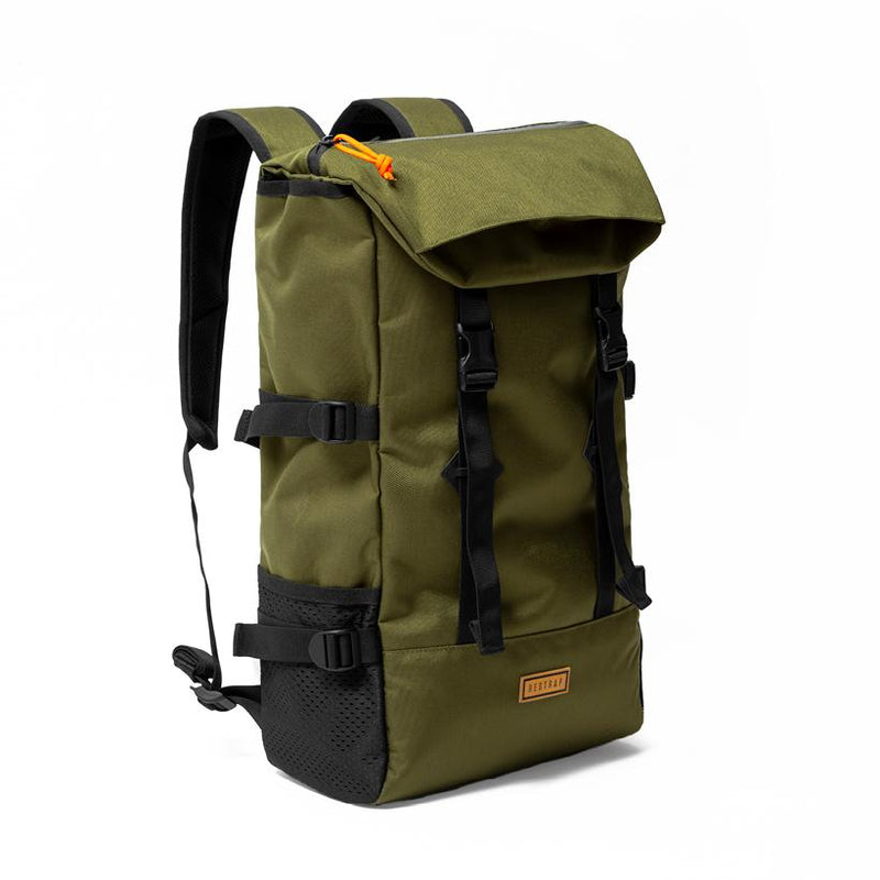 Hilltop Backpack - Olive - Rouleur