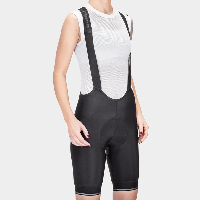 I7A3O7E Echelon women Bib Shorts