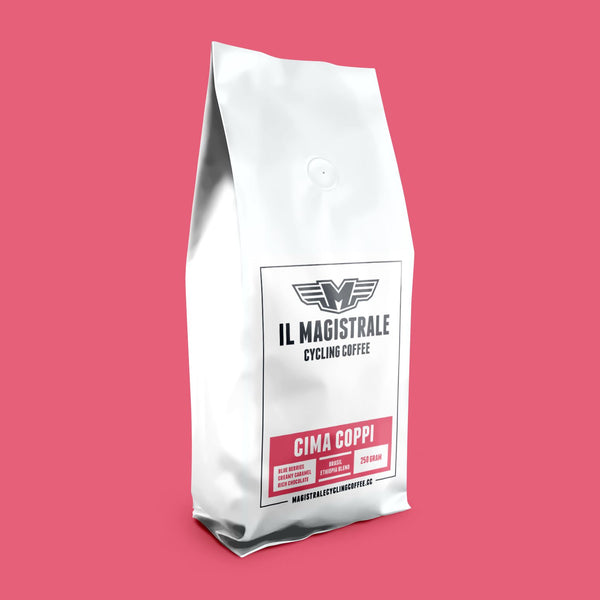 Il Magistrale Cycling Coffee - Cima Coppi - 500g - Rouleur