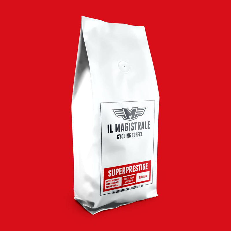 Il Magistrale Cycling Coffee - Superprestige - 250g - Rouleur