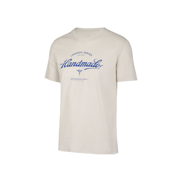 Legends Series T-Shirt - Campagnolo T-Shirts The Handmade Cyclist S White