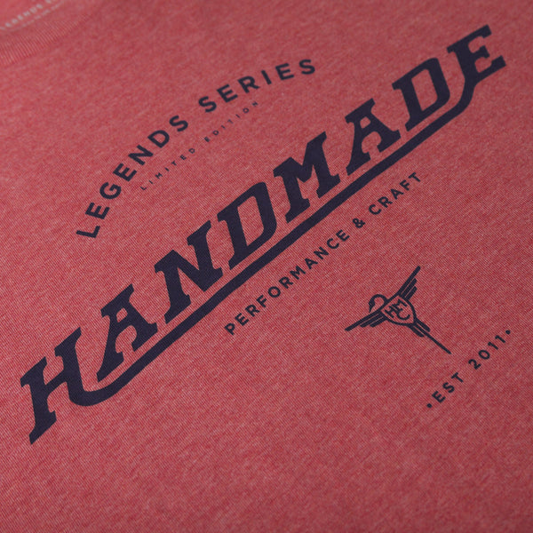 Legends Series T-Shirt - Ritchey T-Shirts The Handmade Cyclist