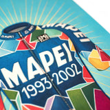 Mapei Jersey | Issue 19.5 Illustrated Cover Print A2 - Rouleur